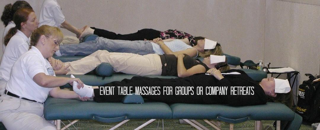 Atlanta Group Massage