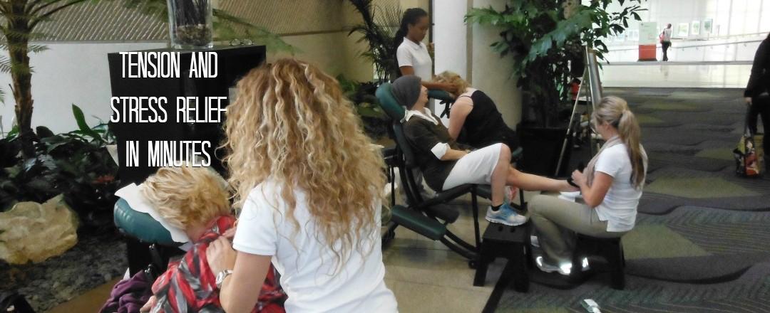 Atlanta Chair Massage